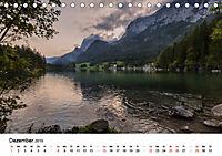Reizvolle Gewässer im Berchtesgadener Land (Tischkalender 2019 DIN A5 quer) - Produktdetailbild 12