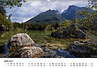 Reizvolle Gewässer im Berchtesgadener Land (Wandkalender 2019 DIN A2 quer) - Produktdetailbild 6