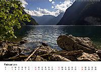 Reizvolle Gewässer im Berchtesgadener Land (Wandkalender 2019 DIN A2 quer) - Produktdetailbild 2