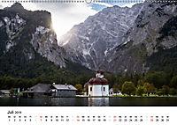 Reizvolle Gewässer im Berchtesgadener Land (Wandkalender 2019 DIN A2 quer) - Produktdetailbild 7
