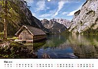 Reizvolle Gewässer im Berchtesgadener Land (Wandkalender 2019 DIN A2 quer) - Produktdetailbild 5