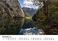 Reizvolle Gewässer im Berchtesgadener Land (Wandkalender 2019 DIN A2 quer) - Produktdetailbild 11