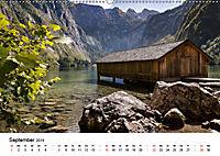 Reizvolle Gewässer im Berchtesgadener Land (Wandkalender 2019 DIN A2 quer) - Produktdetailbild 9