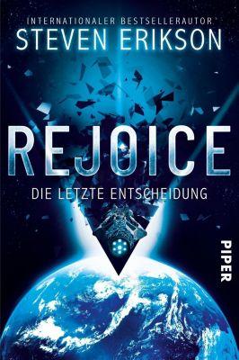 Rejoice - Steven Erikson |