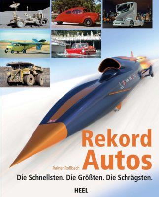 Rekordautos - Rainer Roßbach pdf epub