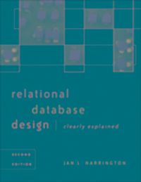 relational database design clearly explained pdf download