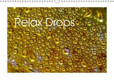 Relax Drops (Wall Calendar 2019 DIN A3 Landscape), Nihat Uysal