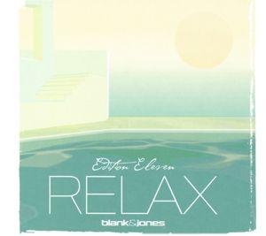Relax Edition 11 (Eleven), Blank & Jones