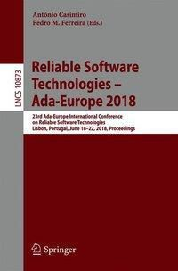 Reliable Software Technologies - Ada-Europe 2018
