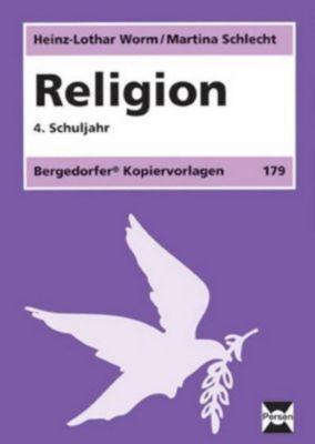 Religion: 4. Schuljahr, Heinz-Lothar Worm, Martina Schlecht