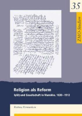Religion als Reform, Bettina Dennerlein