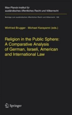Religion in the Public Sphere