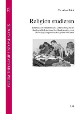 Religion studieren, Christhard Lück