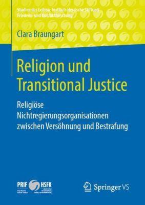 Religion und Transitional Justice - Clara Braungart pdf epub
