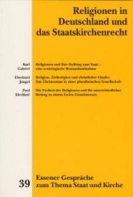 Religionen in Deutschland und das Staatskirchenrecht