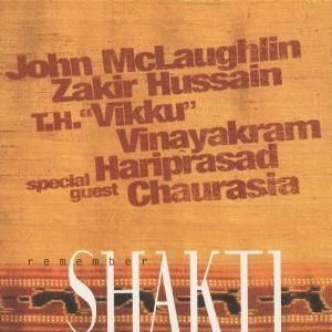 Remember Shakti, John McLaughlin