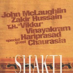 Remember Shakti, John McLaughlin