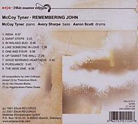 Remembering John-Enja24bit - Produktdetailbild 1