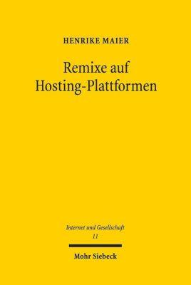 Remixe auf Hosting-Plattformen, Henrike Maier