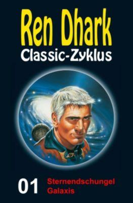 Ren Dhark Classic-Zyklus: Sternendschungel Galaxis, Kurt Brand