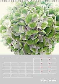 Renaissance der Hortensie (Wandkalender 2019 DIN A3 hoch) - Produktdetailbild 2