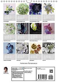 Renaissance der Hortensie (Wandkalender 2019 DIN A4 hoch) - Produktdetailbild 13