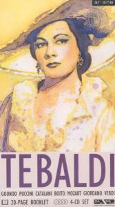 Renata Tebaldi (Various), Renata Tebaldi