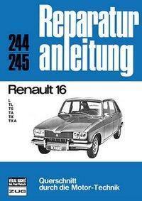 Renault 16 -  pdf epub