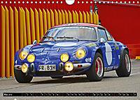 Renault Alpine A110 (Wandkalender 2019 DIN A4 quer) - Produktdetailbild 6