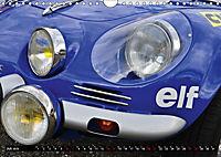 Renault Alpine A110 (Wandkalender 2019 DIN A4 quer) - Produktdetailbild 8