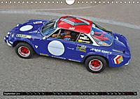 Renault Alpine A110 (Wandkalender 2019 DIN A4 quer) - Produktdetailbild 9
