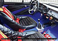 Renault Alpine A110 (Wandkalender 2019 DIN A4 quer) - Produktdetailbild 10