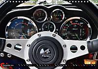 Renault Alpine A110 (Wandkalender 2019 DIN A4 quer) - Produktdetailbild 12