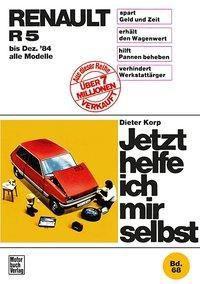 Renault R 5 (bis 12/84), Dieter Korp