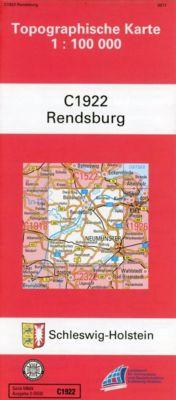 Rendsburg 1 : 100 000