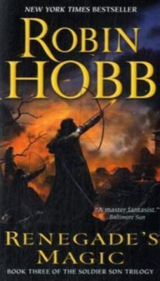 Renegade's Magic, Robin Hobb