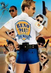 Reno 911!: Miami, Robert Ben Garant,Thomas Lennon Carlos Alazraqui