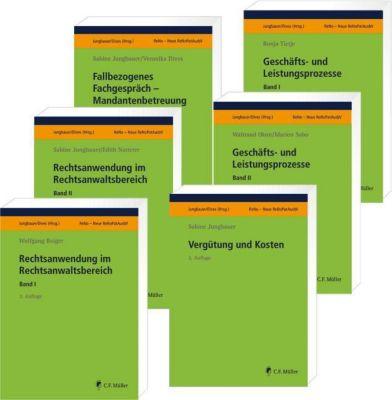ReNo Prüfungsvorbereitung, 6 Bde., Wolfgang Boiger, Veronika Dives, Sabine Jungbauer, Waltraud Okon, Marion Sabo, Ronja Tietje