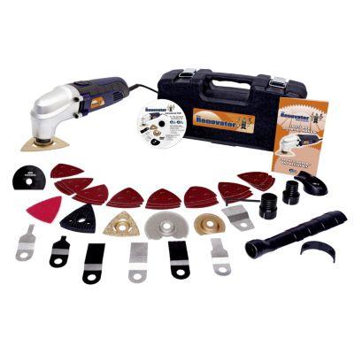 Renovator Multitool Deluxe (Ausführung: 37-teilig)
