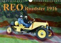 REO Roadster 1916 (Wandkalender 2019 DIN A4 quer), Ingo Laue