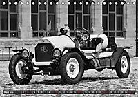 REO Roadster USA 1916 - in Schwarzweiss (Tischkalender 2019 DIN A5 quer) - Produktdetailbild 3