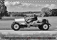 REO Roadster USA 1916 - in Schwarzweiss (Tischkalender 2019 DIN A5 quer) - Produktdetailbild 7