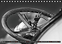 REO Roadster USA 1916 - in Schwarzweiss (Tischkalender 2019 DIN A5 quer) - Produktdetailbild 5