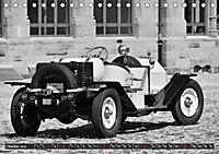 REO Roadster USA 1916 - in Schwarzweiss (Tischkalender 2019 DIN A5 quer) - Produktdetailbild 10
