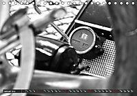 REO Roadster USA 1916 - in Schwarzweiss (Tischkalender 2019 DIN A5 quer) - Produktdetailbild 1