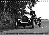 REO Roadster USA 1916 - in Schwarzweiss (Tischkalender 2019 DIN A5 quer) - Produktdetailbild 2