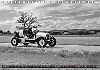 REO Roadster USA 1916 - in Schwarzweiss (Tischkalender 2019 DIN A5 quer) - Produktdetailbild 4