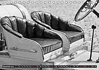 REO Roadster USA 1916 - in Schwarzweiss (Tischkalender 2019 DIN A5 quer) - Produktdetailbild 12