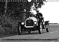REO Roadster USA 1916 - in Schwarzweiss (Wandkalender 2019 DIN A4 quer) - Produktdetailbild 2