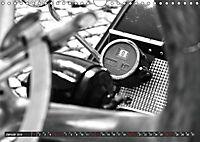 REO Roadster USA 1916 - in Schwarzweiss (Wandkalender 2019 DIN A4 quer) - Produktdetailbild 1